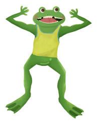 froggy by artforchildren