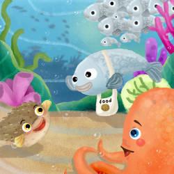 under the sea 3 by artforchildren