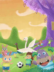 Play Together by artforchildren