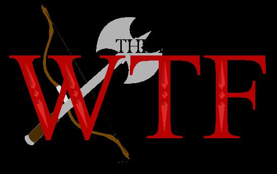 Legend of WTF Logo by TwisterTheHedgehog on DeviantArt