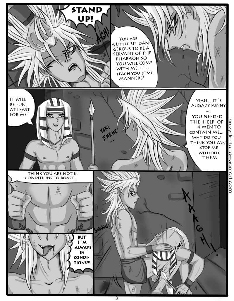 AMARAIN - Sickleshipping Page 02 by HerzyDIshtar