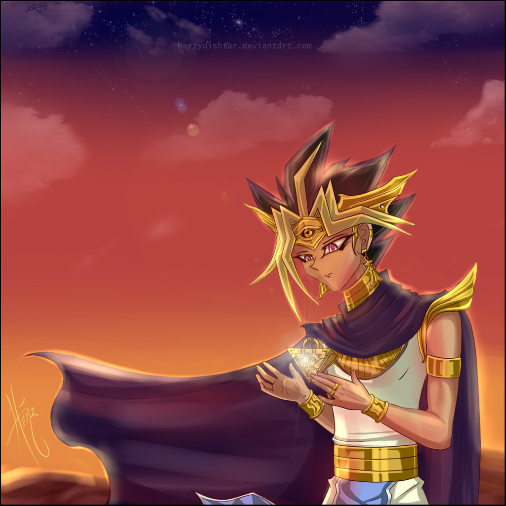 Yugioh - The end is near by HerzyDIshtar