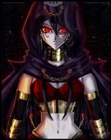 Herz Vladislaus - Queen of the Ghouls by HerzyDIshtar