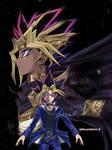 Yugi Muto - Pharaoh Atem