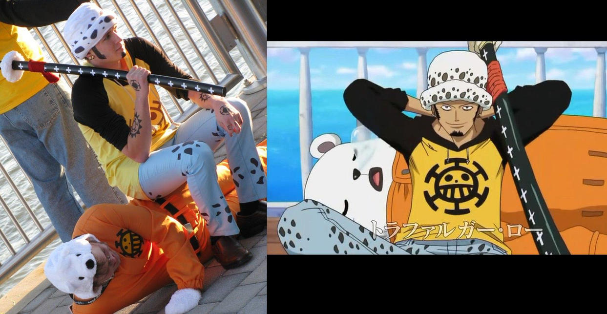 Trafalgar Law Cosplay (Pre Time-skip) by Trafalgar1412 on ...