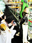 lelouch Proposing to C.C.