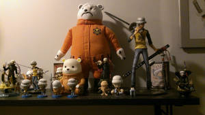Trafalgar Law Collection Part 4