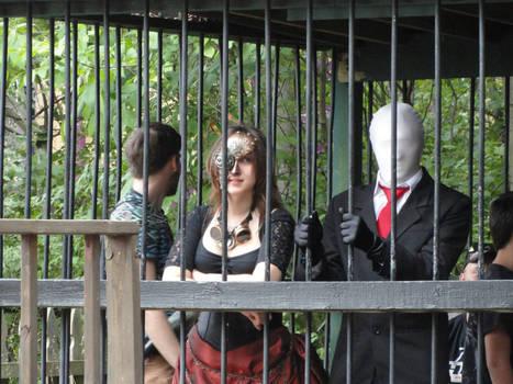 Slenderman Jail