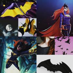DC aesthetic(Batgirl) by SharonQuinn
