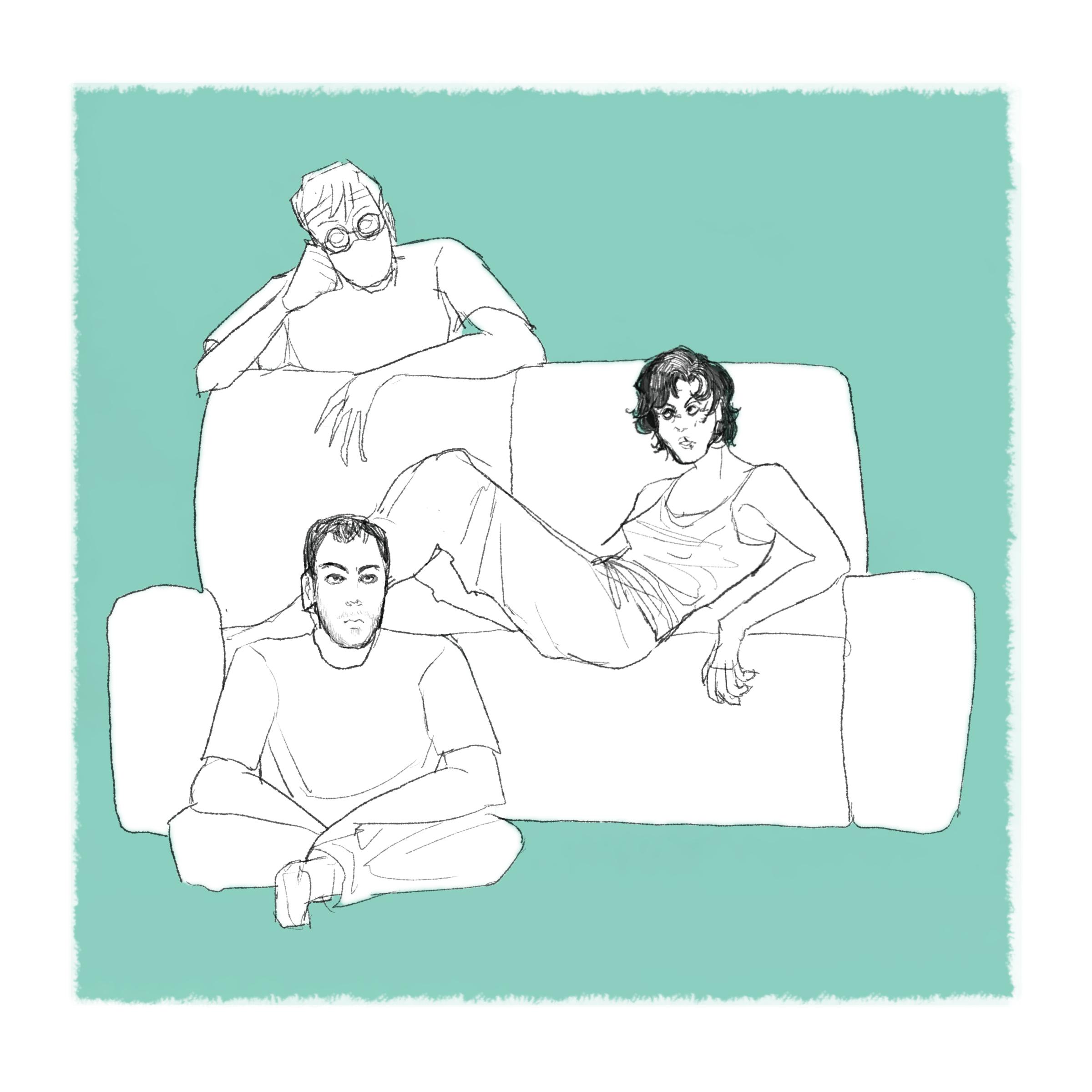 sofa gang