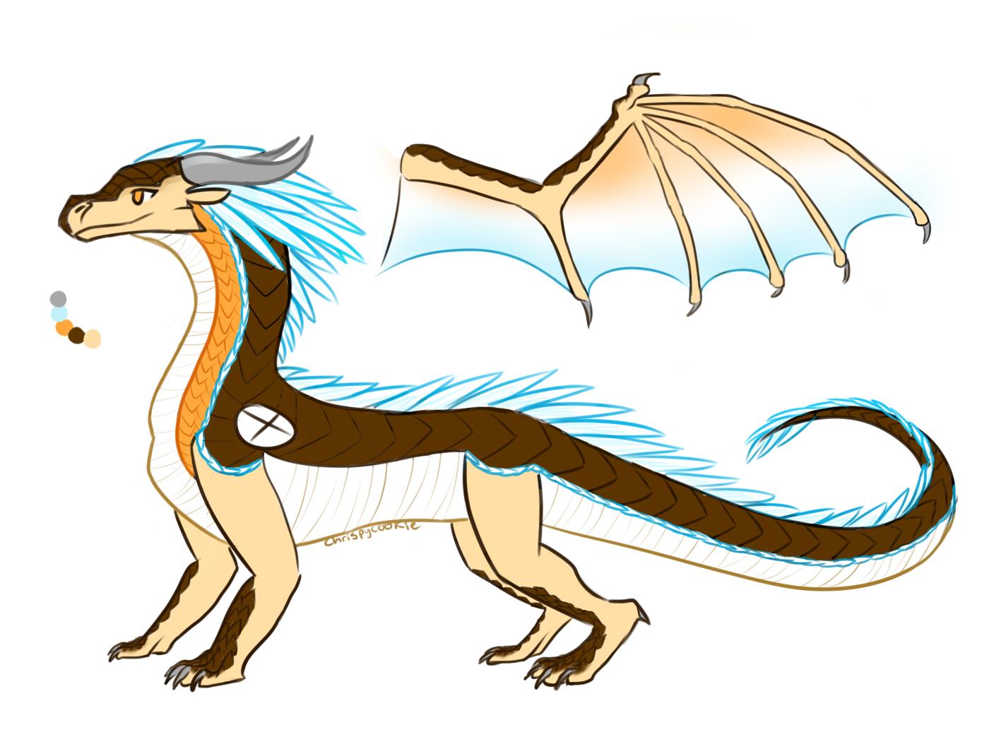 Wof Rainwing Hybrid Adopts Open By Kawaii Dragon Adopts – Dibujos
