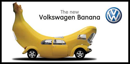 Banana-car