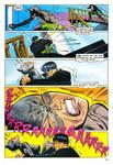 Batman 1992 Comic Bearhug