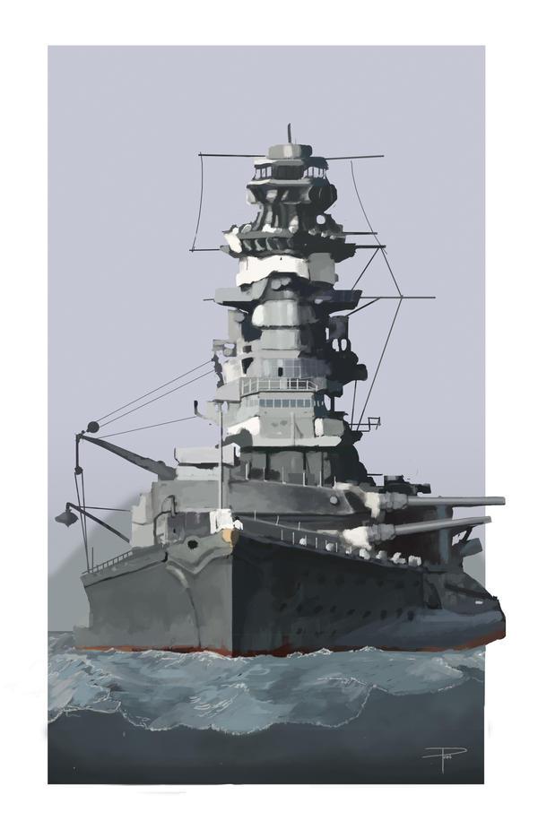 Battleship by ranits123