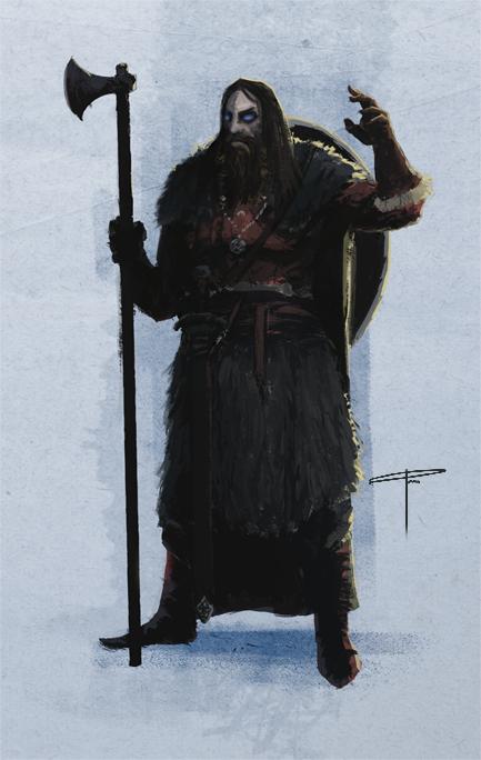 Viking King by ranits123