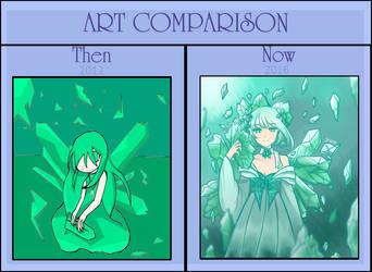 Art Comparison Meme By Rivira-d38gtbu Copy