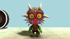 Majora's Mask sackboy