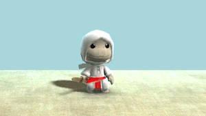 Altair sackboy by Jump-Button
