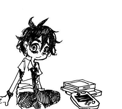 Gamer boy by jump button on deviantart - Anime gamer boy ...