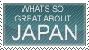 Japan Stamp by Sitavara