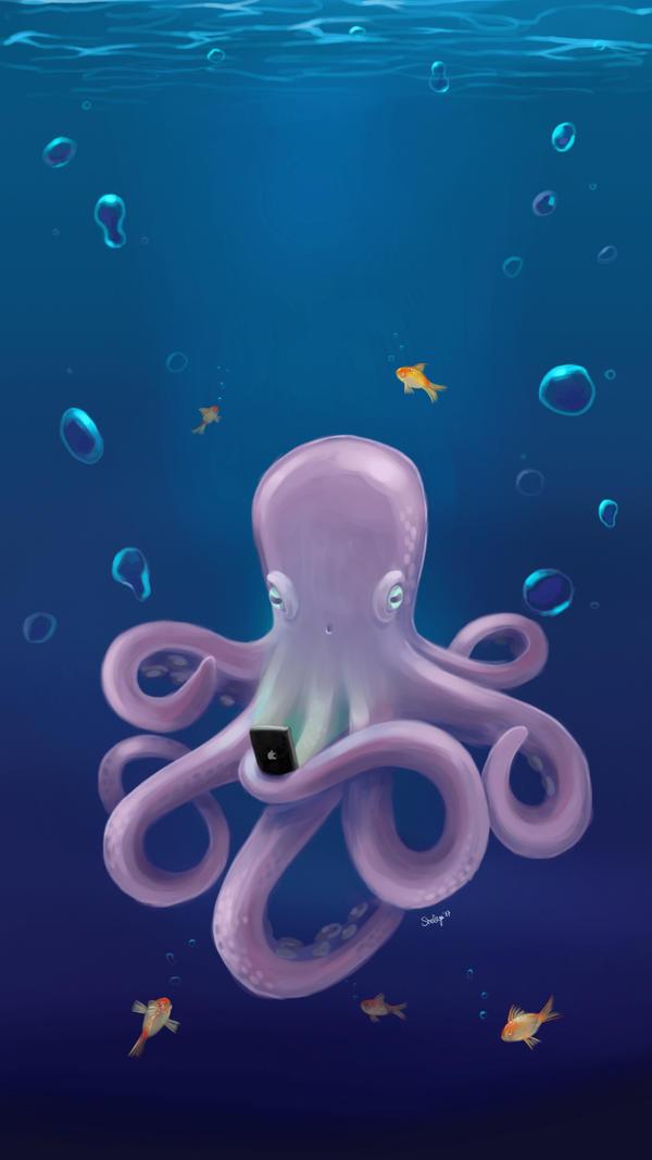 Octophony by Sherlaya