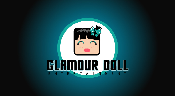 Glamour-Doll-Concept-logo-1 by crankshanker