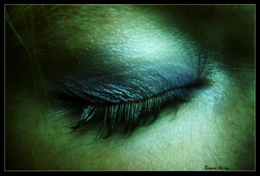 Beyon the eye no.2 by LeSsArt