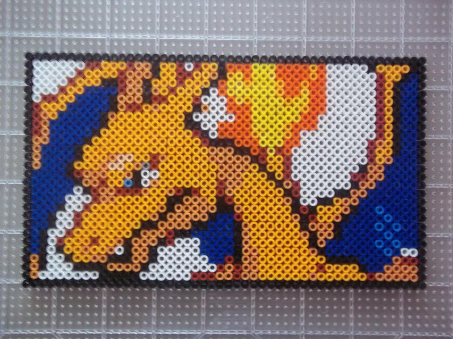 Charizard Bead Images - Reverse Search