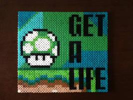 Get A Life by Werbenjagermanjensen