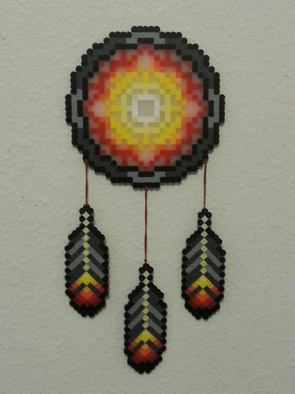Sweet dreams are made of beads by werbenjagermanjensen on for Dreamcatcher beads meaning