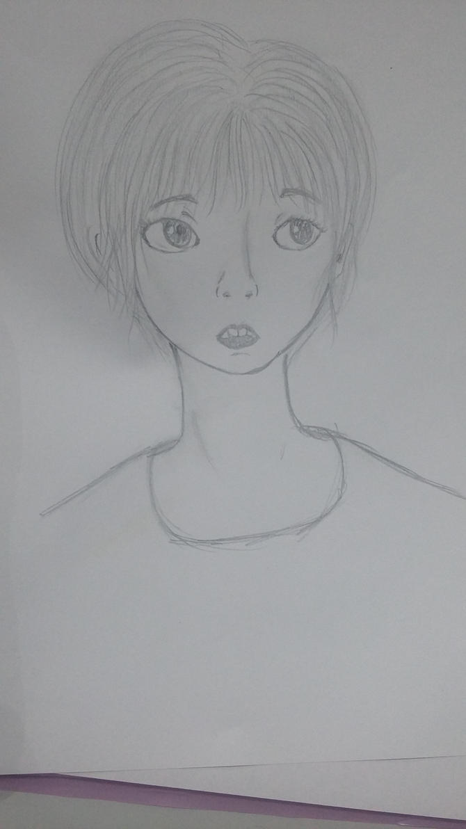 Dibujo a mano by Alicesaguiiz