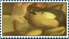 Sleepy Sonic Stamp by Vertekins