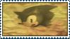 Sonic - Hankie mountain stamp by Vertekins