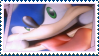 Sonic :P Stamp by Vertekins
