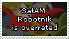 SatAM Robotnik is OVERRATED
