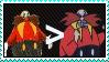 Eggman better than Westernized Robotnik Stamp by Vertekins