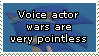 Sonic voice actor wars are annoying by Vertekins