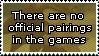 No official pairings exist in Sonic games by Vertekins