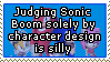 On Sonic Boom's character designs