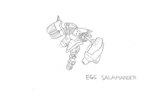 Egg salamander