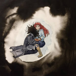 Shallan and Pattern vs the Unmade
