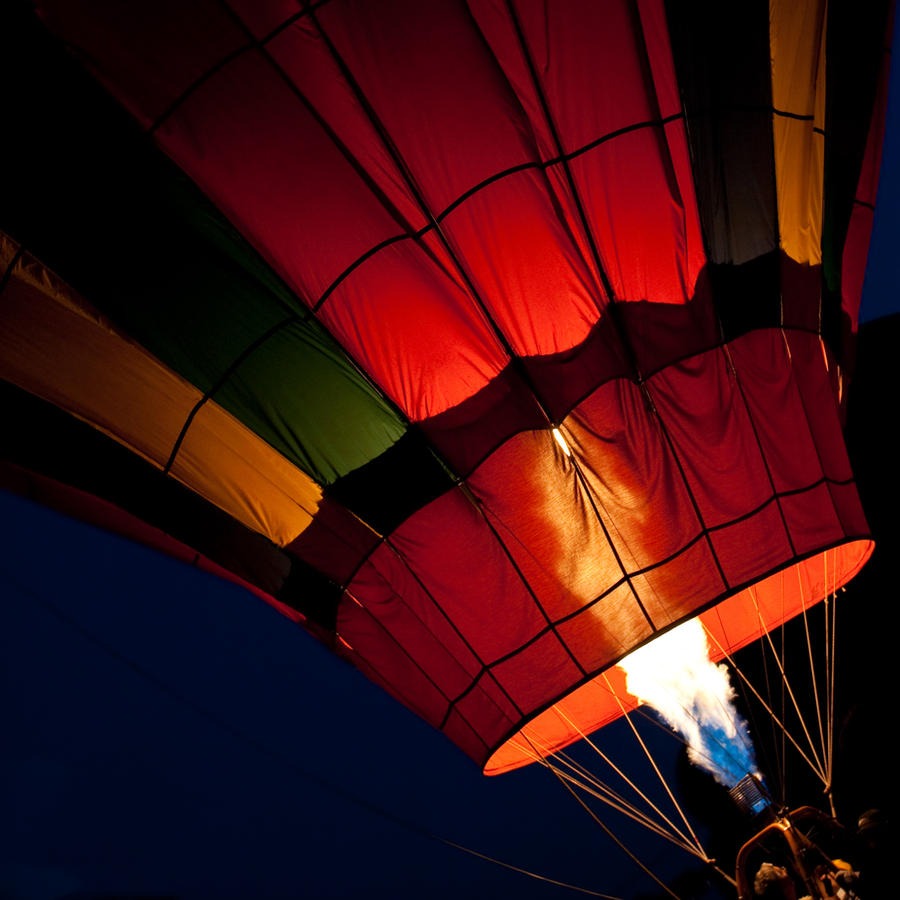 Hot Air Balloon by Jewelweed-Shine