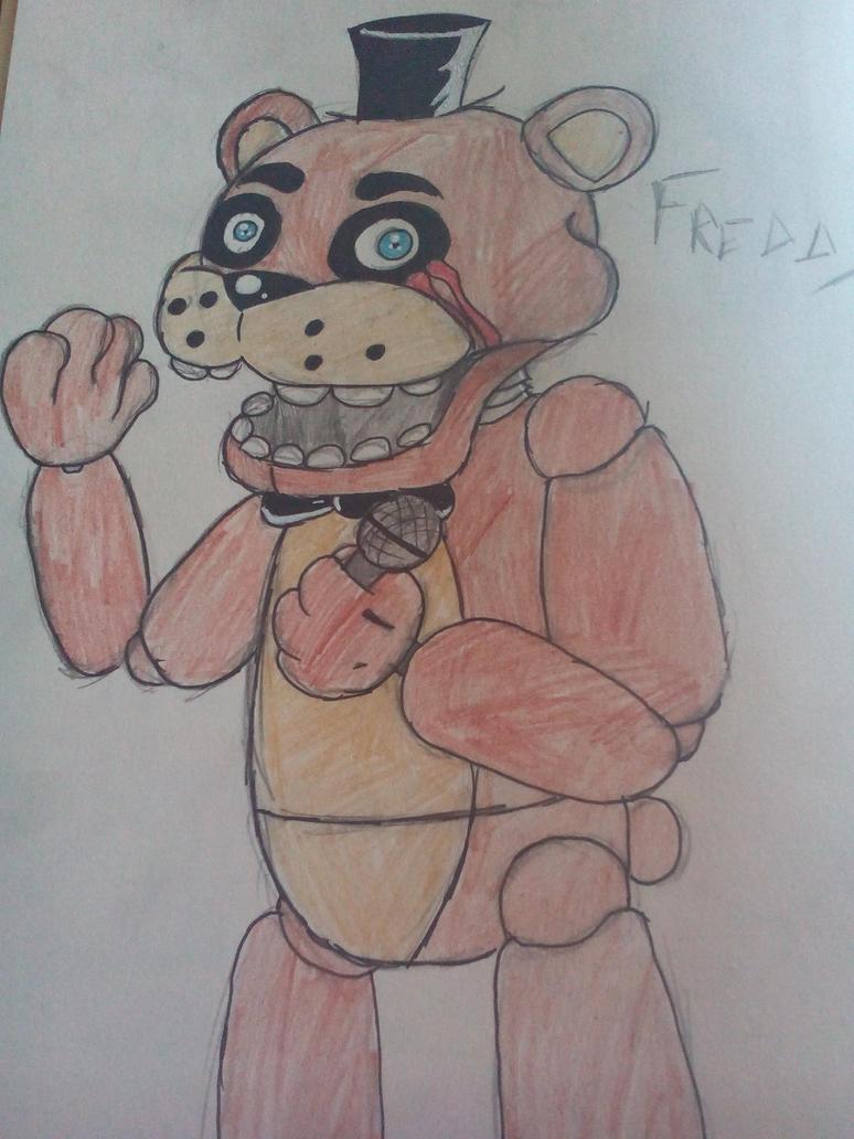 Freddy by tooncooro