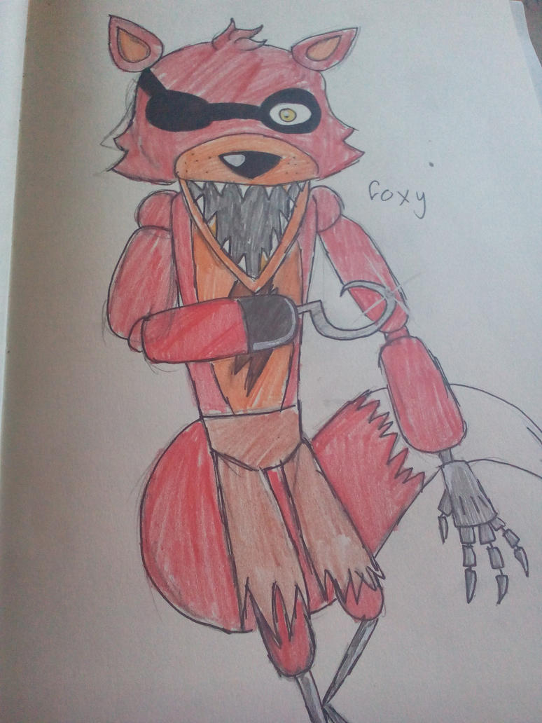 foxy by tooncooro