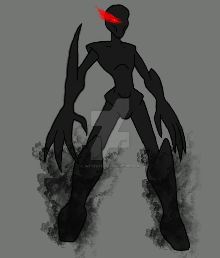 Shadow Elemental by Jaridthesage