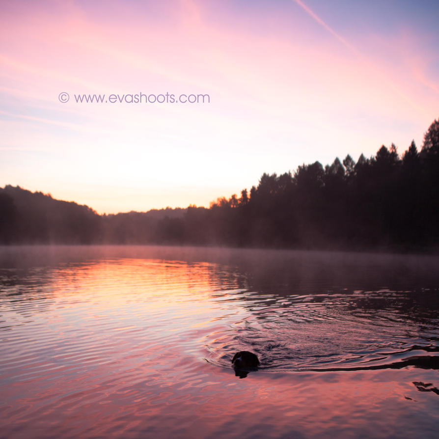 double sunrise by EvaShoots