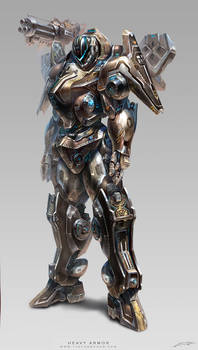Project D-Heavy Armor M