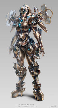 Project D-Heavy Armor G