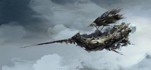 Ghost Ship Version by yuchenghong