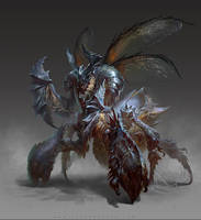 Beetle by yuchenghong